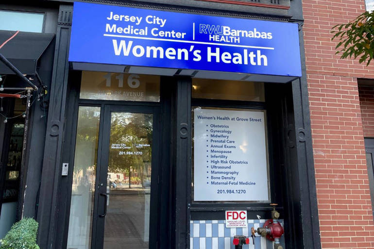 Jersey City Medical Center Expands Women's Health at Grove Street