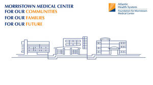 Community Donates $40.3 Million to Atlantic Health System's Morristown Medical Center Expansion, Renovation