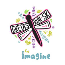 The 8th Annual Greta's Run for Imagine is virtual again this year!