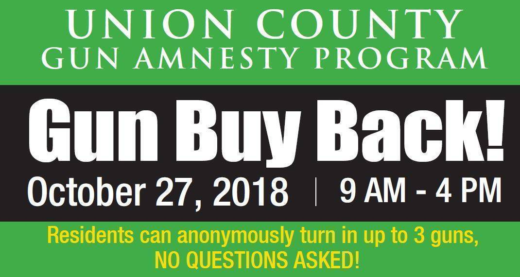 Gun Buyback Event - Turn in Unwanted Guns for up to $250 Each