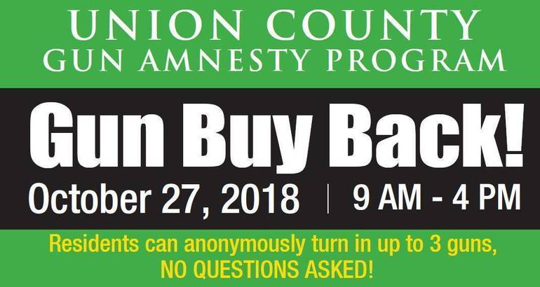 Area Gun Buyback Events Set for Oct. 27; Each Firearm Worth Up to $250