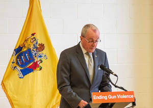 Gov. Murphy unveils sweeping gun safety package.