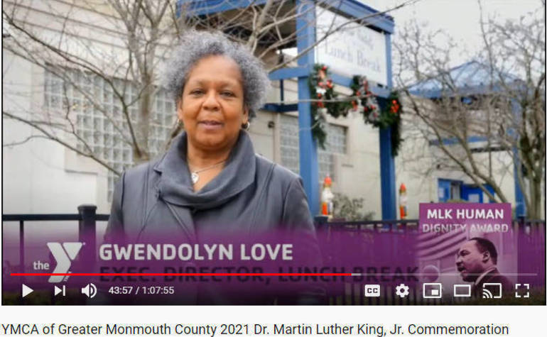 YMCA Hosts 32nd Annual Virtual Commemoration for Dr. Martin Luther King, Jr. - VIDEO