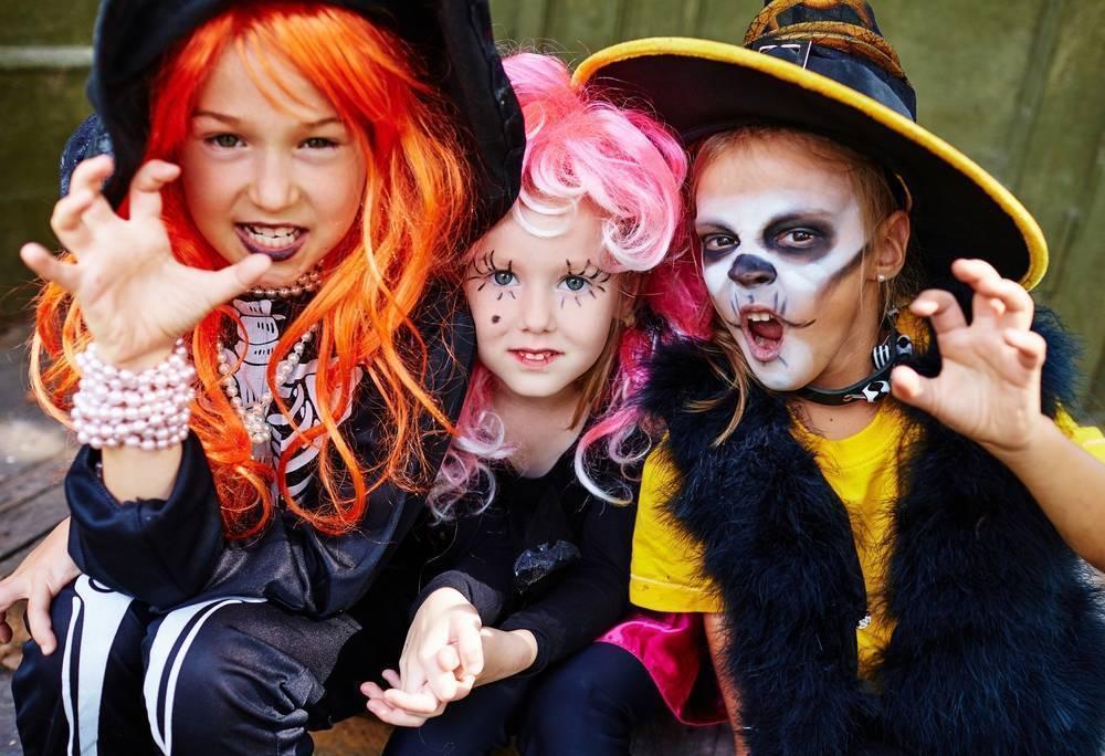 Halloween Children's Parades in Morristown