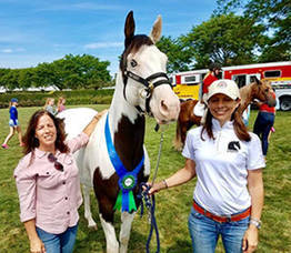 Adoptable Horses, Riders With Disabilities To Star At Hampton Classic On Aug. 27