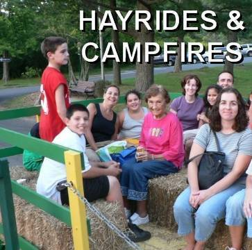 Tickets Go On Sale for Union County's Hayrides and Campfires