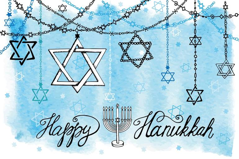 Happy Hanukkah from TAPinto Morristown