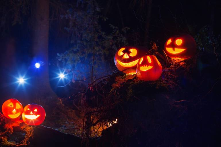 10th Annual Pumpkin Illumination Rescheduled for MONDAY October 28 in Morristown