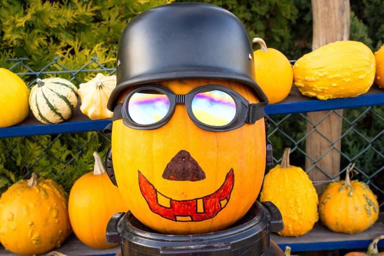 Mischief Night and Halloween Curfew Reminder from Green Brook Police