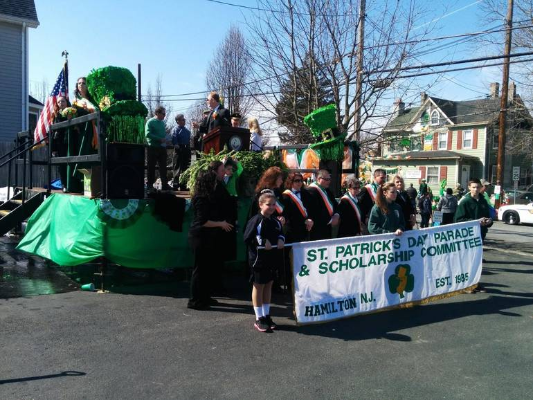 Hamilton's St. Patrick's Day Parade Won't Step Off for 2021