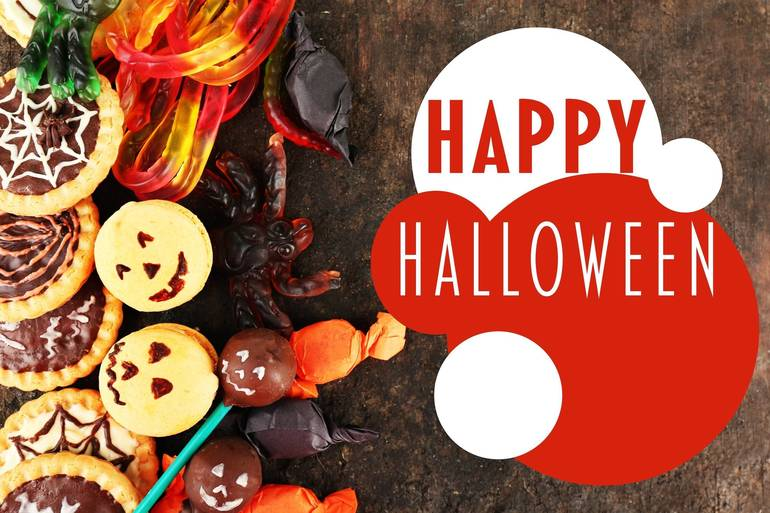 Halloween Take and Make Crafts at Your Nutley Free Public Library Saturday Morning