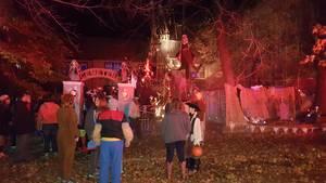 Halloween House in Succasunna