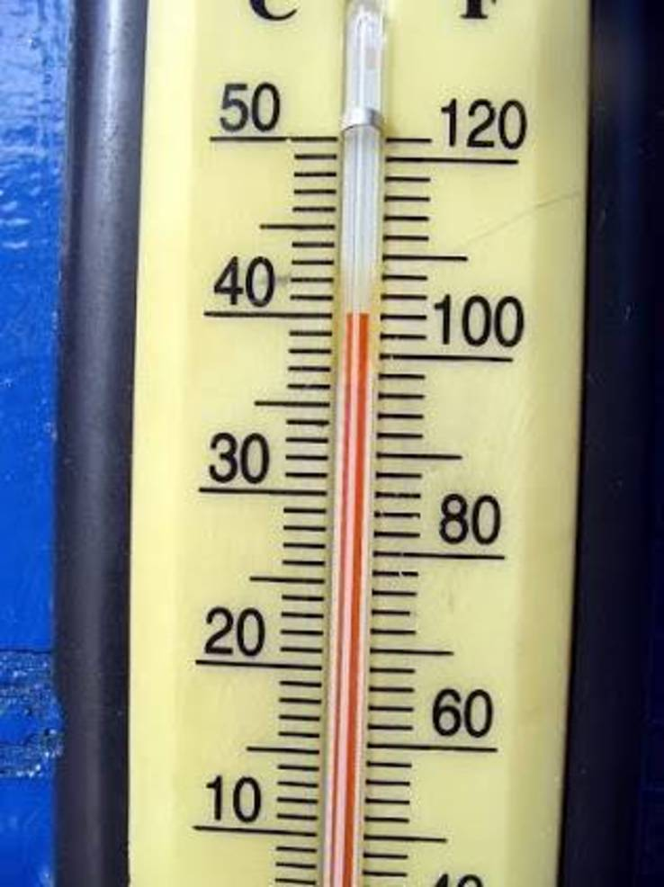 Heat Wave Heads for Somerset Hills