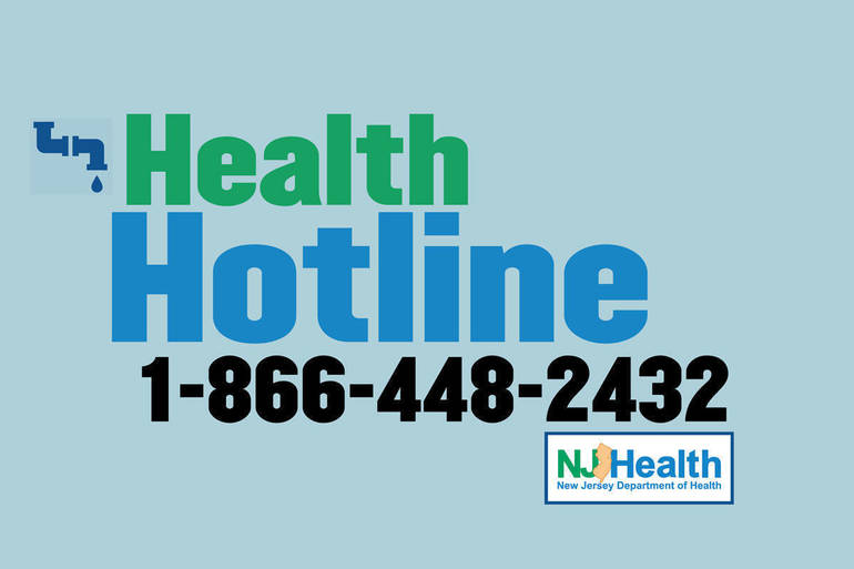 Murphy administration announces new lead exposure health