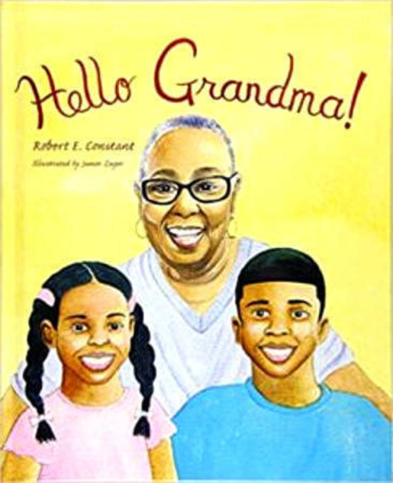 Local Author Robert Constant's 'Hello Grandma!' Wins Literary Award for Children's Books
