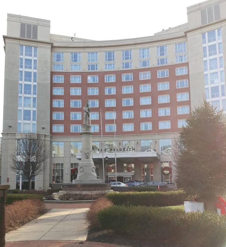 New Brunswick's Heldrich Hotel Will Serve as COVID-19 Vaccination Site