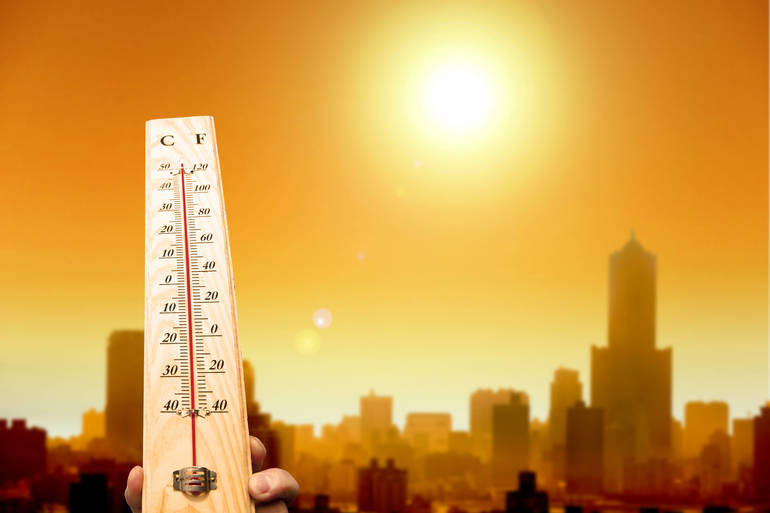 Nutley Heat Advisory Notice