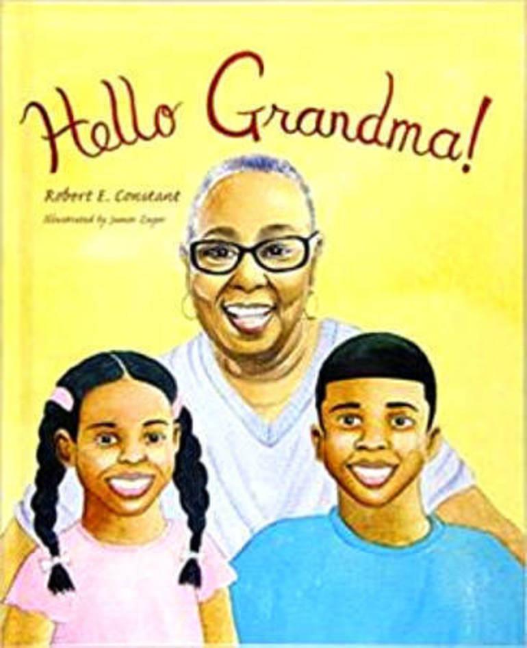 Scotch Plains Author Robert Constant's 'Hello Grandma!' Wins Literary Award for Children's Books