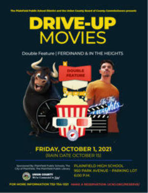 Celebrate Hispanic Heritage Month with a Family Movie Night in Plainfield on October 1st