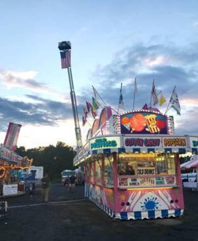 Hillsborough Rotary Fair: Photo Gallery, Day I