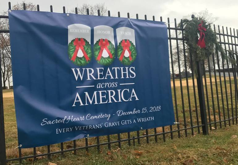 Somerville: New Cemetery Honors Vets on National Wreaths Across America Day Dec. 19