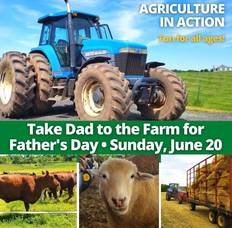 Spend the Day with Dad on the Farm in Hillsborough