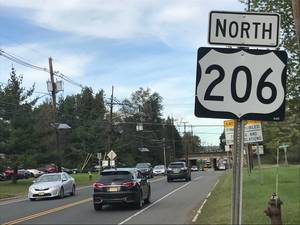 Murphy Visits Hillsborough For First-Hand Look At Route 206 Project