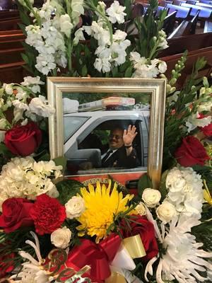Firefighters Honor Fallen Comrade Billy Shaffer