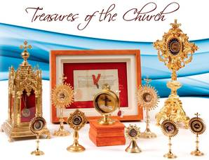 Hillsborough Church Hosts Historic, Sacred Relics from the Vatican