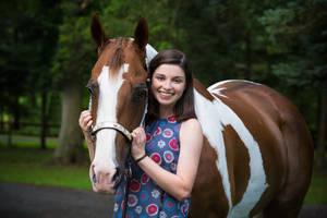 Vineland, N.J. Teen Serving On American Junior Paint Horse Association Board