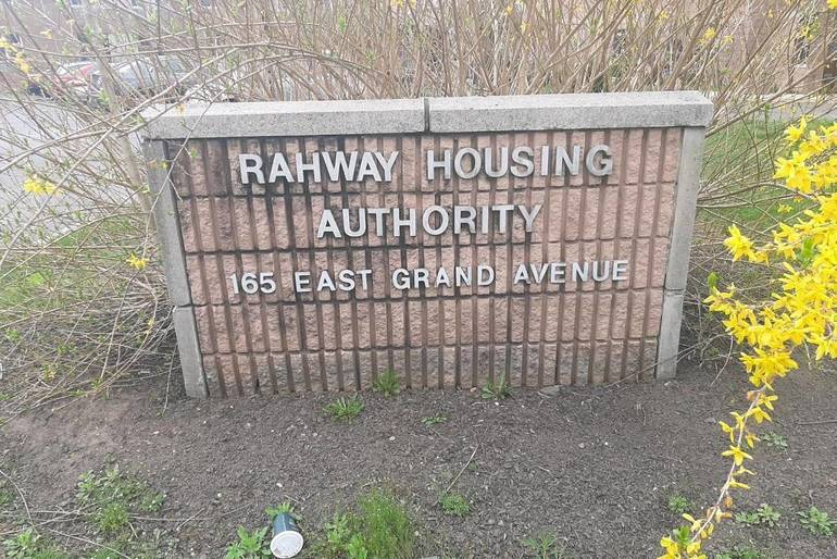 Rahway Housing Authority Ross Grant HUD