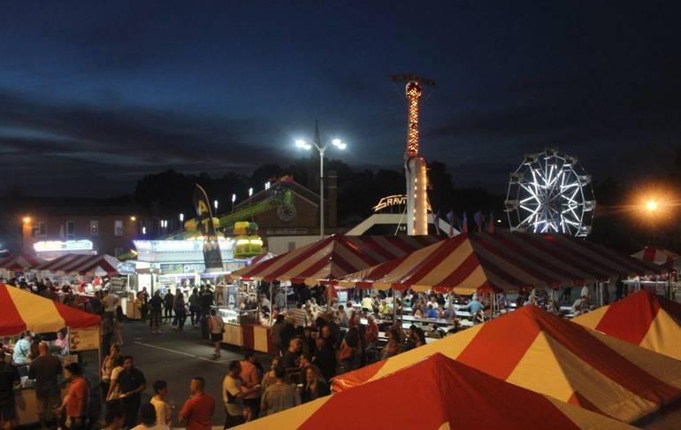 Holy Family Roman Catholic Church Italian Festival Kicks Off Tonight and Continues Nightly Through Sunday