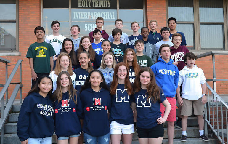 Holy Trinity graduating 8th graders 5-17-19.png