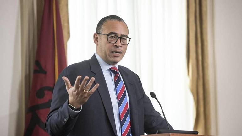 Rutgers President Holloway in Quarantine After Testing Positive For COVID-19