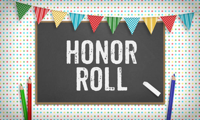 Scotch Plains-Fanwood High School Announces Honor Roll for 2nd Marking Period