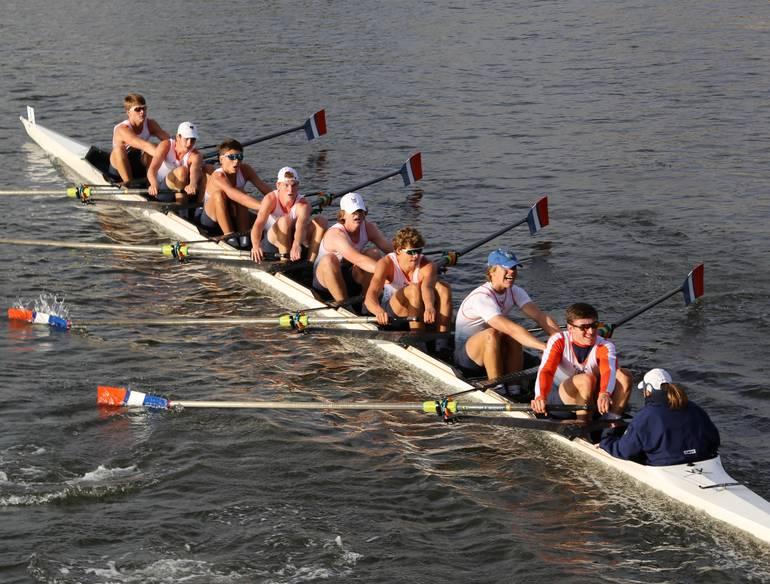 Row New Jersey Men's Varsity 8+