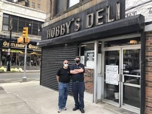 Hobby's Deli, Newark Restaurant, NJ Restaurant