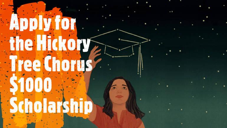 Local Chorus Announces $1,000 Scholarshiip