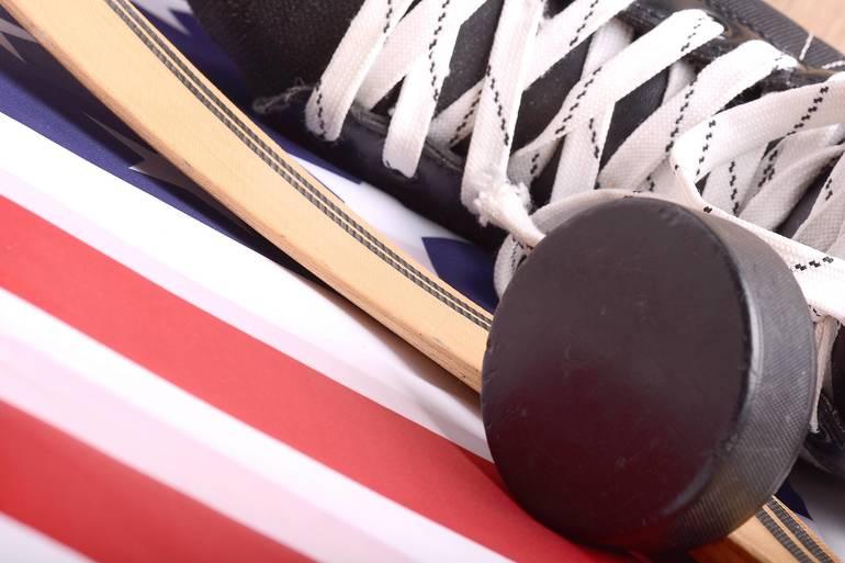 Morristown Beard Ice Hockey Defeats Madison 9-5