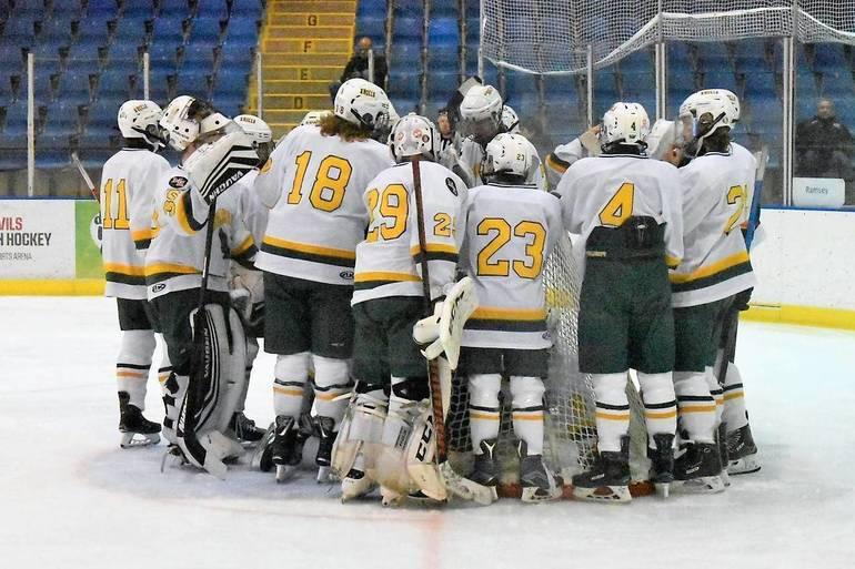 Ice Hockey: Morris Knolls Defeats Summit, 4-2