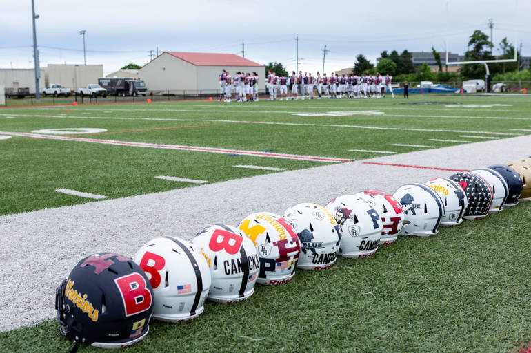 Student Football Players Announced for Return of Annual Basilone Bowl