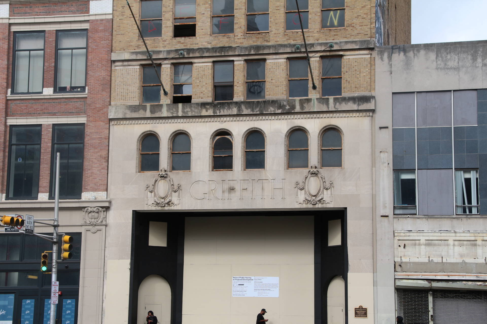Mystery Developer Gets OK to Turn Historic Griffith Building Into Apartments
