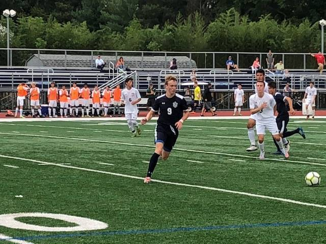 Robertson, Suter, Kripzak, Defense Power Undefeated Chatham Boys Soccer Past Morris Knolls, 2-0