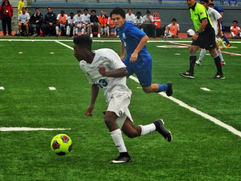 Boys Soccer: West Orange Deals Millburn First Loss, 2-0, for Coach Nevins' 299th