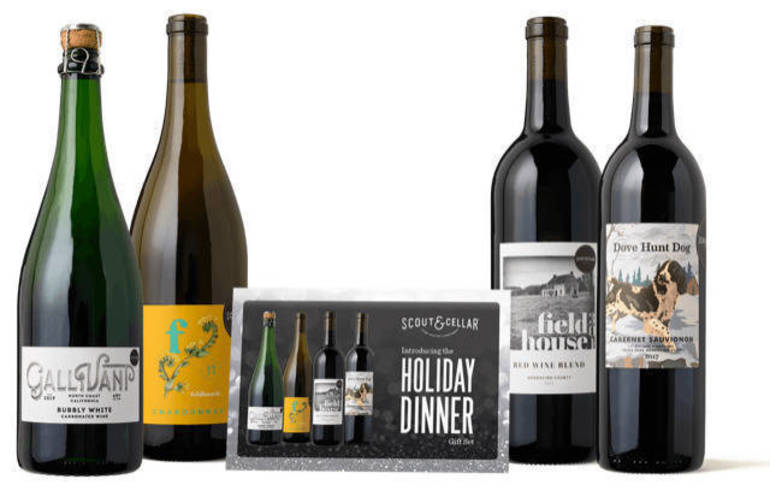 Scout and Cellar Wines Make an Excellent Gift this Holiday Season