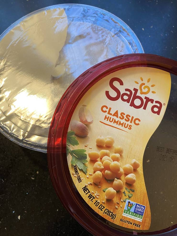 Sabra Classic Hummus Recalled Due to Possible Salmonella Contamination
