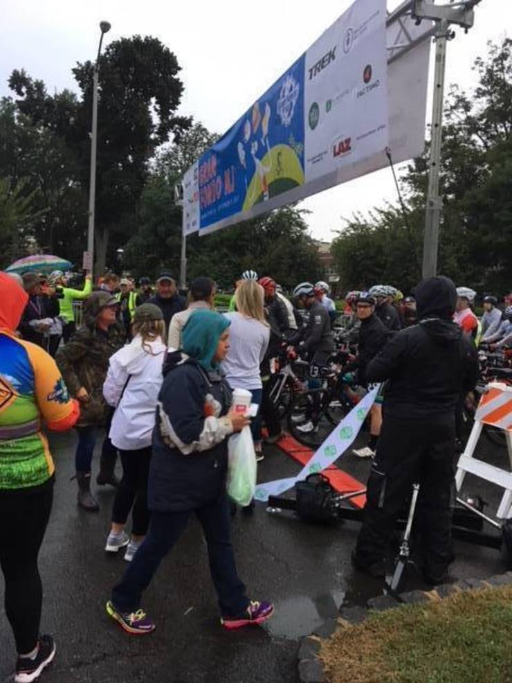 Thousand of Cyclists Travel to Morristown Took Part in the 8th Annual Gran Fondo