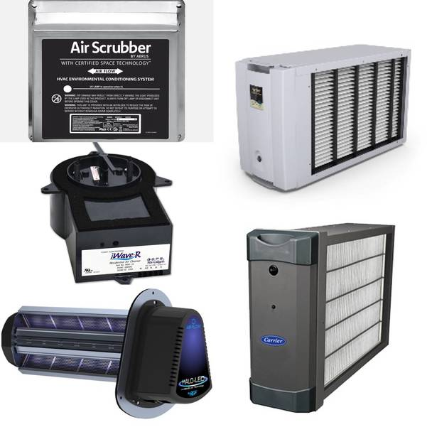 Edison Heating and Cooling Offering Air Purification Technology System Installation