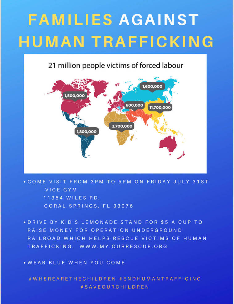 Families Against Human Trafficking