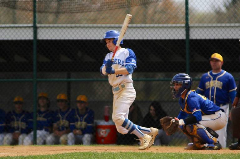 Scotch Plains-Fanwood's Willy Gale notched three hits